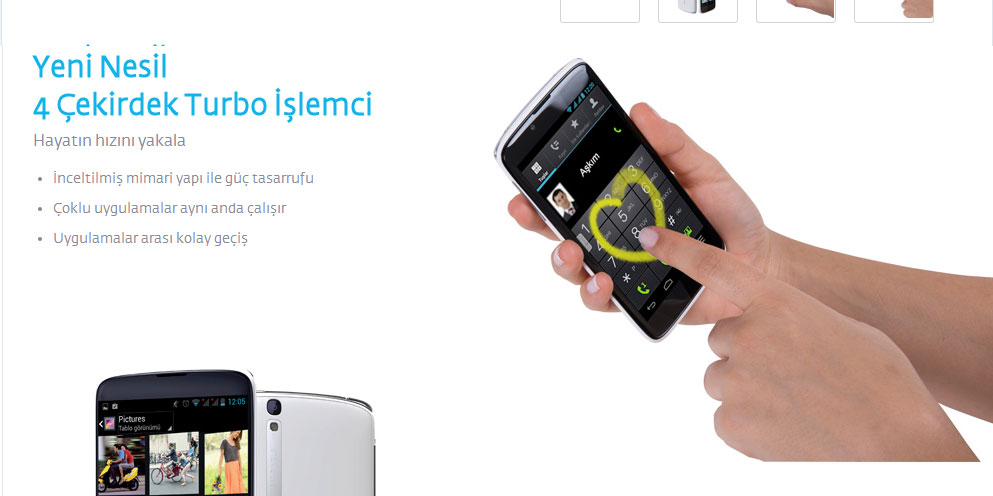Casper Via V4 Telefon Satış Yedek Parça